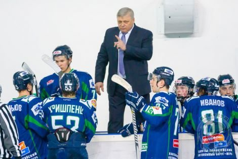 Павел Езовских назначен главным тренером «Югры»